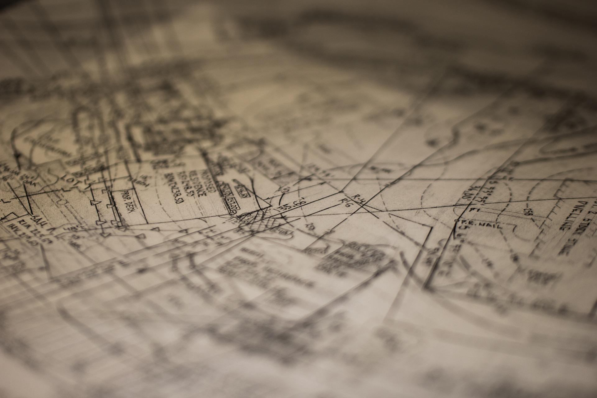 Teaserslide Konstruktionsskizze - Schweißkonstruktionen nach Ihren Vorgaben