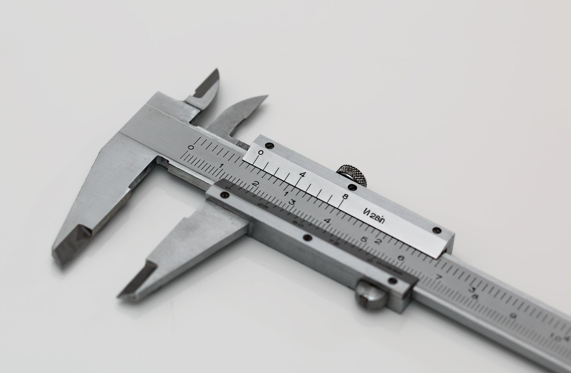 Messschieber - Massgenaue Zuschnitte aus Stahl, Edelstahl, Aluminium