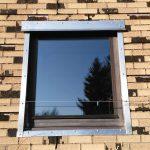 Fensterverkleidung Alu